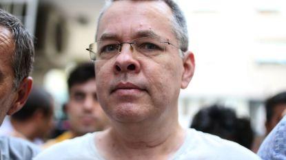 Turkse delegatie naar VS vanwege conflict om vastgehouden dominee