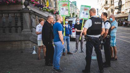 Betoging van 6 mensen tegen LEZ aan de gemeenteraad, maar die gaat digitaal door