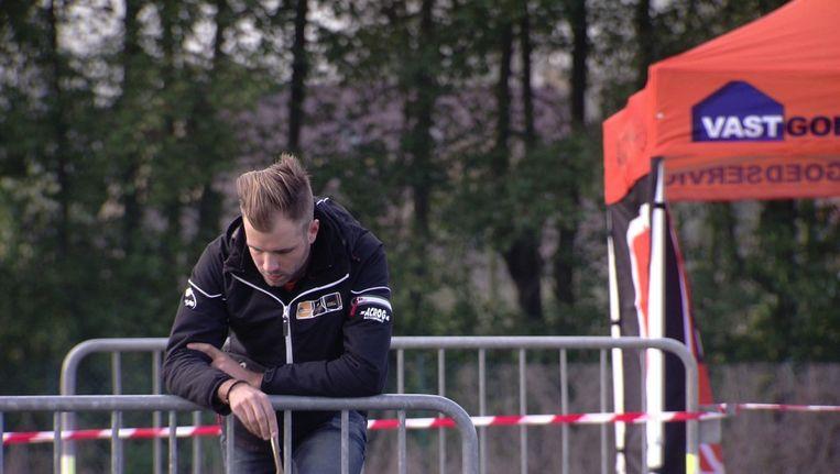 Niels Albert in een van de meest beklijvende afleveringen van het bekroonde VIER-programma 'Kroost'.