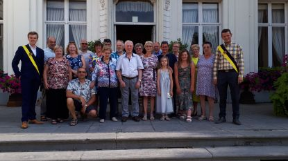 Briljanten feest: Medard en Simonna delen 65 jaar lief en leed