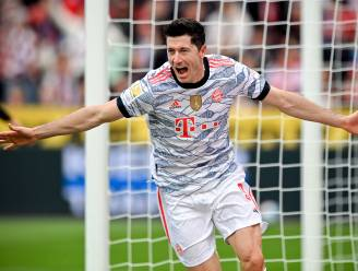 Bayern loopt nog voor de rust tot 0-5 uit in topper bij Leverkusen na vier goals in zeven minuten