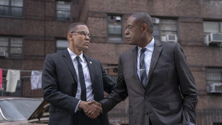 Godfather of Harlem  Beeld David Lee