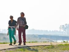Wandelaars staan te trappelen voor rondje Waterdunen