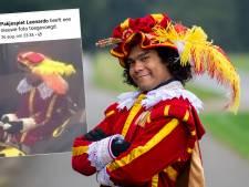 Facebook door het stof na verwijderen Zwarte Piet-foto van donkere Leonardo uit Ommen: 'Verkeerd besluit'