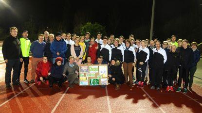 4.878 euro voor De Lovie dankzij Ieperse atleten