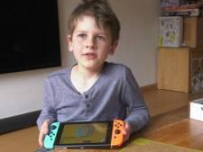 Nintendo laat kinderen gamen met karton