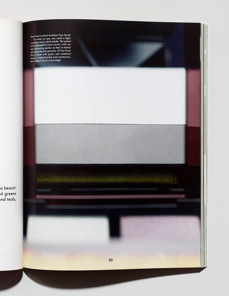 Scheltens&Abbenes, The Gentlewoman, Palettes, Tom Ford, 2012, REPRO V . Beeld null