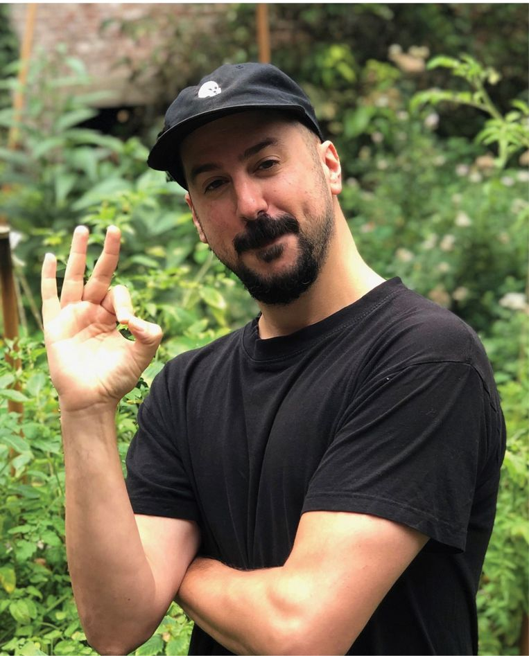 Younes Faltakh: 'De controle die Meskerem Mees had over haar stem: indrukwekkend.' Beeld
