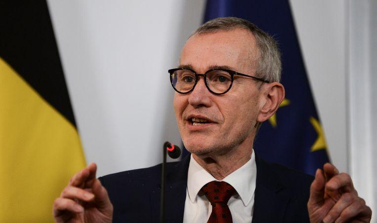 Minister van Volksgezondheid Frank Vandenbroucke (sp.a). Beeld AP