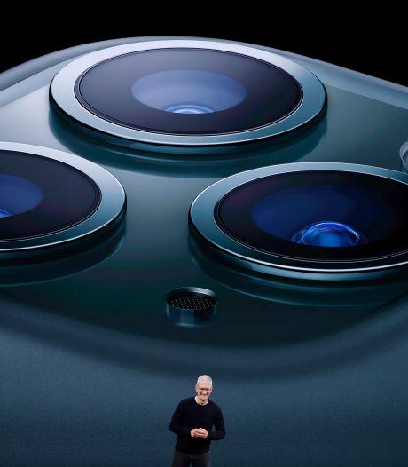 Apple kondigt 'goedkope' iPhone 11 en duurdere iPhone 11 Pro aan