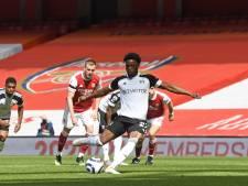 Arsenal deelt Fulham gigantische dreun uit in degradatiestrijd