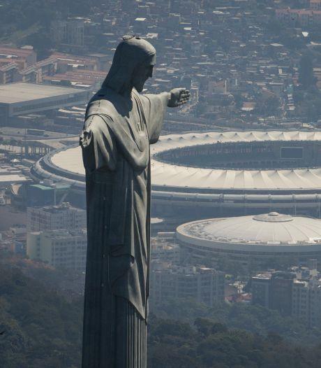 Commotie in Rio de Janeiro: Maracanã wordt Koning Pelé Stadion