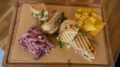 Limburgs restaurant scoort met 'croque biefstuk'