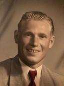 Een jonge Piet Bolleboom