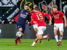 FC Twente nog zonder Tighadouini