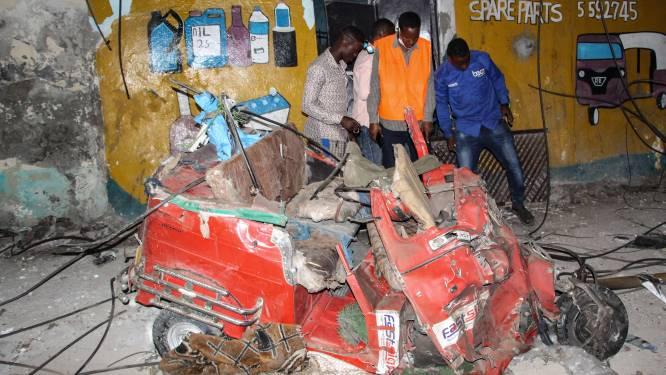 Meer dan 100 doden bij aanvallen op legerbasissen in Somalië