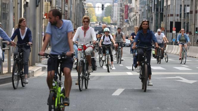 Le programme de la Semaine de la mobilité en Wallonie et à Bruxelles
