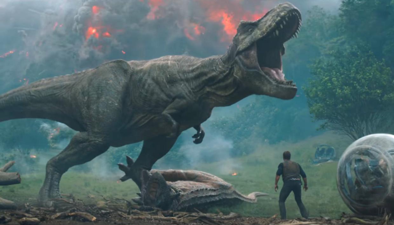 Jurassic World: Fallen Kingdom Beeld Jurassic World: Fallen Kingdom