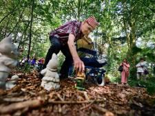 Zeventig nieuwe bewoners in kabouterbosje Nispen