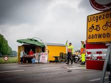 Verkeershinder op Van Heemstraweg
