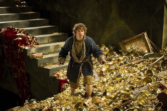 De jacht op het goud in 'The Hobbit'.