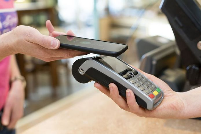 Les paiements sans contact