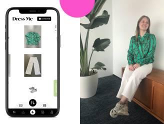 """Redactrice Liesbeth test app die nieuwe combinaties maakt met kleren uit haar kast: """"Deze outfit had ik zelf nooit bedacht"""""""