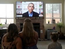 Barack Obama is back, maar Trump slaat terug: 'Zeer incompetente president'