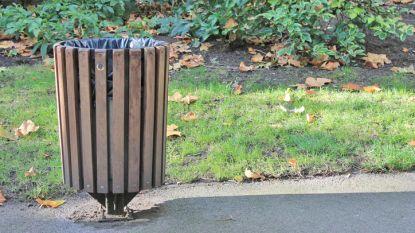 Twee jongens sluiten 14-jarige wijkgenoot op in vuilnisbak en steken die dan in brand