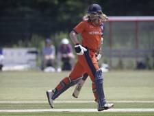 Cricketer Max O'Dowd heeft veel aan Den Haag te danken: 'Altijd op de Diepput'