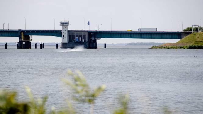 Verkeersmaatregelen op Haringvlietbrug twee weken uitgesteld