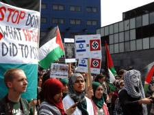 Van Aartsen: 'Wél ingegrepen bij anti-Israël demonstratie'