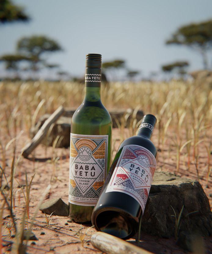 Baba Yetu, de Zuid-Afrikaanse wijn van Isabeau Sas.