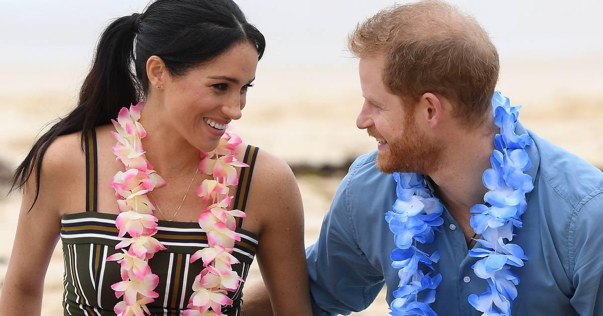 Nieuwe zwangerschapsfoto Harry en Meghan vrijgegeven | Interview Harry en Meghan bij Oprah - AD.nl