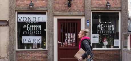 Café in Tiel noemt zich even Vondelpark: 'We missen elkaar'