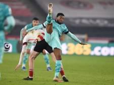 Liverpool maakt einde aan dramatische reeks met zege bij Sheffield United