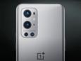OnePlus toonde al de achterkant van een van de nieuwe OnePlus 9-smartphones