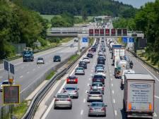 6-jarig meisje loopt op de snelweg: 'Onderweg naar oma in Berlijn'