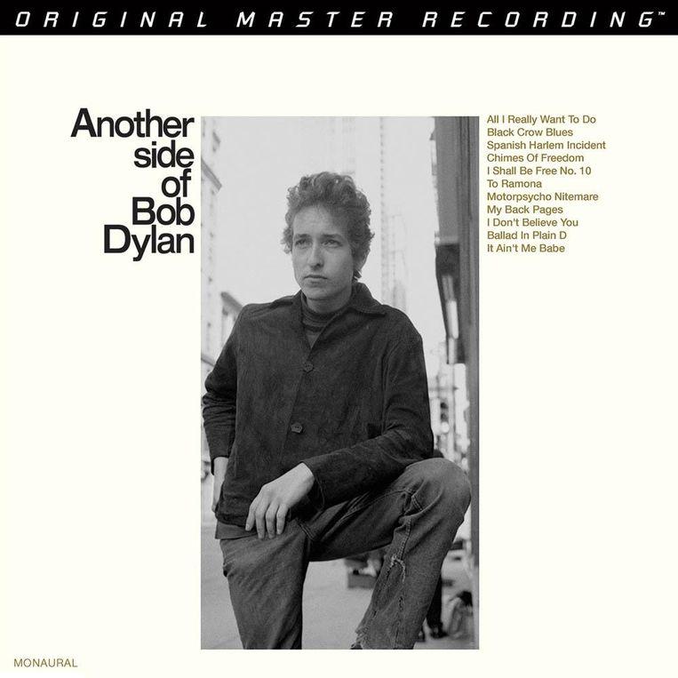 Album van Bob Dylan uit 1964 Beeld
