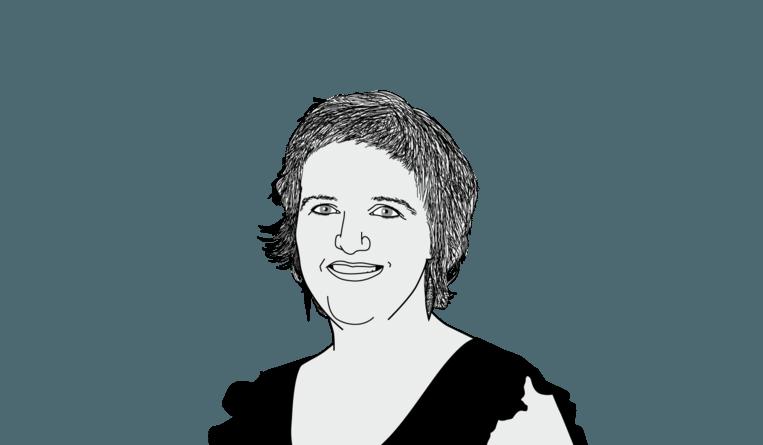 Ann Van den Broek. Beeld DM