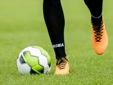 Blauw Geel '38 met het oog op KNVB-beker tegen VVV-Venlo in Veghel