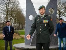 Beuningen geeft veteraan waardering met eigen 'veteran coin': 'Ik dacht potverdikkie, waarom heb ik niets'
