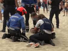 Deux policiers blessés à Schaerbeek: l'adolescent arrêté était impliqué dans les incidents à Blankenberge