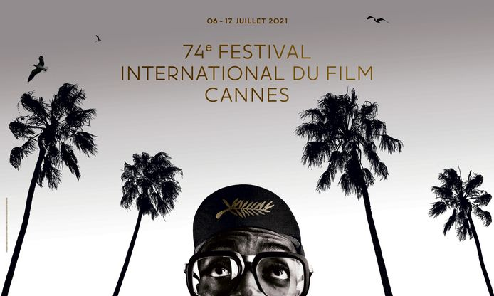 L'affiche du 74e Festival de Cannes dévoilée.