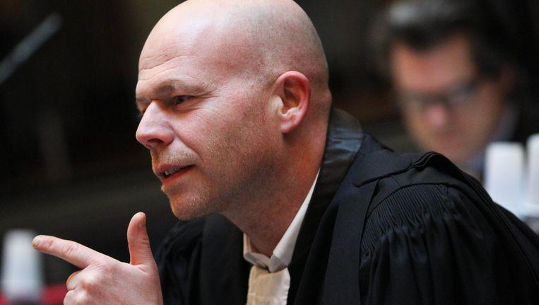 Sven Mary, één van de advocaten van Belkacem.