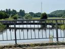 Er heerst een vaarverbod op de Demer gezien het hoge waterpeil.
