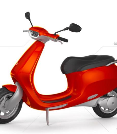 Miljoeneninvestering voor Amsterdamse elektrische scooter