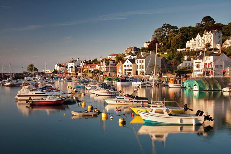 Het eiland Jersey Beeld Getty Images