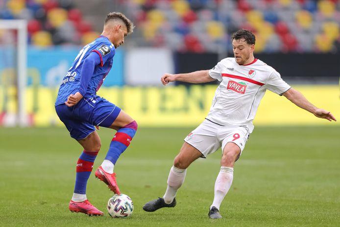 Tom Boere (rechts) verlaat Türkgücü München al na een half jaar voor SV Meppen.