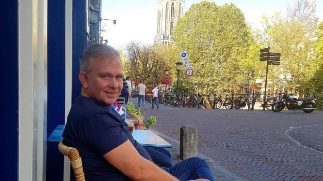 'Meneer Sjors' hield van restaurant Rhodos, zijn klanten en het leven. Maar toen sloeg het noodlot toe